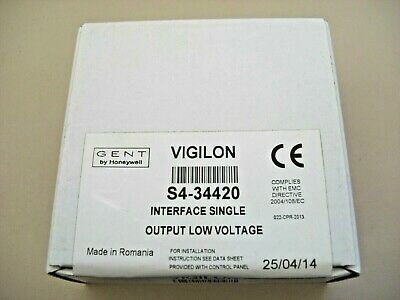 £30 Gent S4-34420 Vigilon Interface Single Output