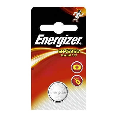 1 LR9 Energizer EPX625G PX625A V625U Alkaline 1.5V Coin/Button Cell Battery
