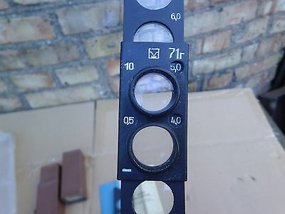 Ophthalmology optometry ophthalmologist tool vintage 1971