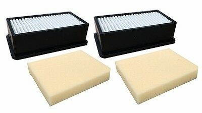 2- Type 1008 Filter Sets- Bissell Cleanview vacuums, washable pre and post motor