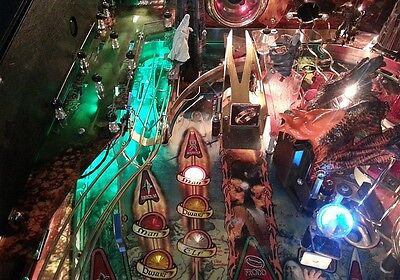 Lord Of The Rings LOTR Pinball Path Of The Dead Light Mod