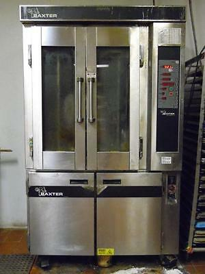 Baxter Mini Rotating Bakery Rack Oven Model: PC800 Electric