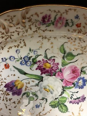 50% OFF 19th Century Small Old Paris Porcelain Platter