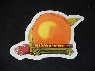 The Allman Brothers Band Eat A Peach Sticker