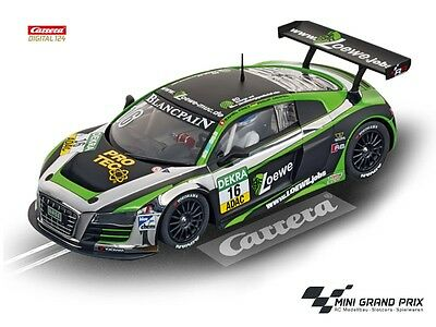 "Carrera Digital 124 Audi R8 LMS ""Yaco Racing, No.16"" 23826"