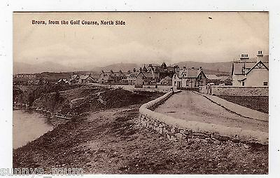 Scotland, Brora, From The Golf Course, North Side