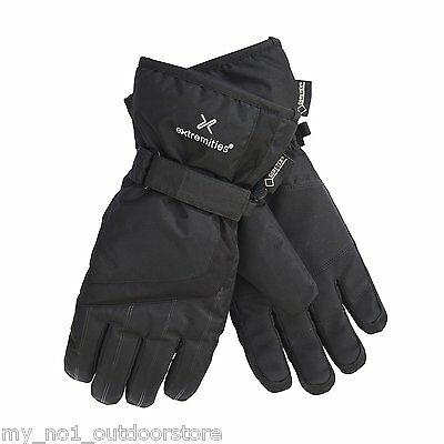 Extremities Storm Gore-Tex Waterproof Winter Glove - Black