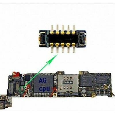 Iphone 5S - Connettore Mainboard Flat Volume Power