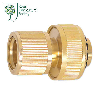 RHS 3/4 (19mm) Brass Hose End Connector