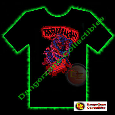 The Crate Horror T-Shirt by Fright Rags (Large) - NEW