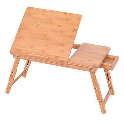 Wooden Bed Tray Table