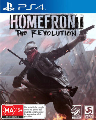 Homefront The Revolution PS4 Game NEW