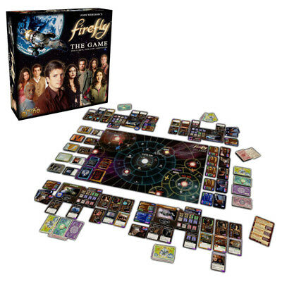 Firefly The Board Game NEW