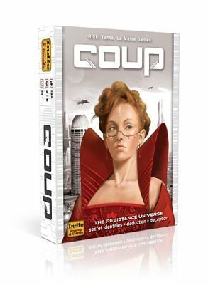 Coup Card Game NEW