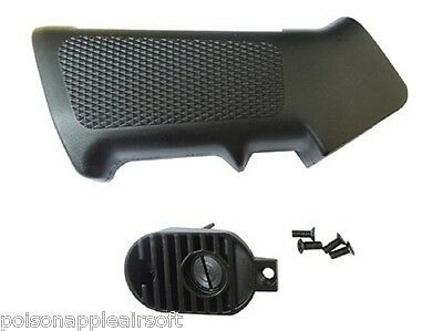 Airsoft Pistol Grip with Motor Cover M Series AEGS