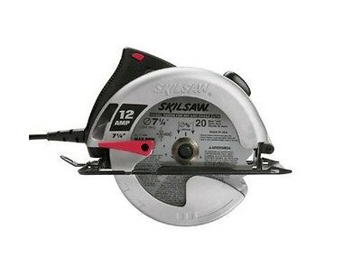 Skil Corded Circular Saw Reconditioned 12 Amp 7-1/4 in. Adjustable Power Tool