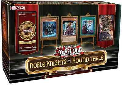 Yugioh! the Noble Knights of the Round Table New and original box