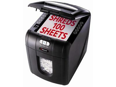 Rexel Stack & Shred Autofeed 100 Personal Shredder