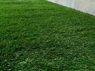 NEW Synthetic Artificial Grass Turf 1 sqm Roll - 20 mm - LOWEST PRICE ON EBAY