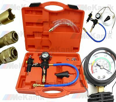 Cooling System Vacuum Purge and Refill Car Van Radiator Tool Kit