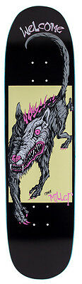 "Welcome - Miller Beast on Catblood 8.5"" Skateboard Deck"