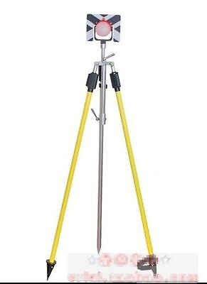 CLS12 Prism Pole Bipod with prism for Total Station T