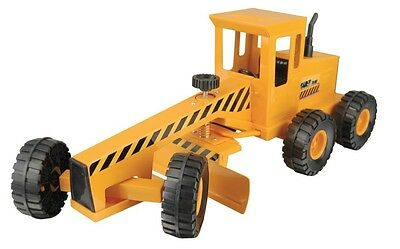 NEW Steel Roder 14.5 Inch  Grader Truck from Mr Toys
