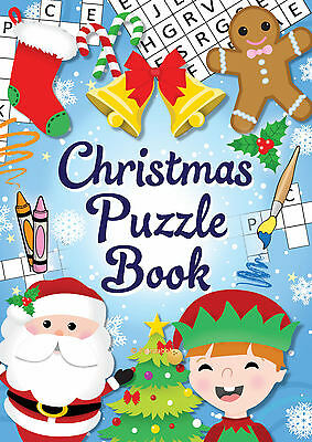 Christmas Mini Colouring Activity Books A6 FREE UK P&P Party Bag Fillers 1 - 12