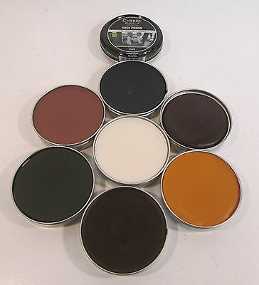 Shoe polish available in all colours by Cherry Blossom