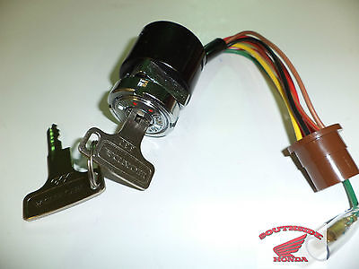 Genuine Honda Switch Assembly With Keys Ct70 Ct70K Ct70H Trail  70
