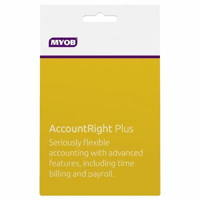 MYOB Account Right Plus 1 PC Card