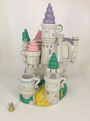 Vintage - 95 - Polly Pocket Trendmasters Starcastle - MAGICAL TEA PARTY