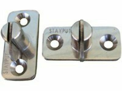 New  Stayput Stainless Steel Fasteners