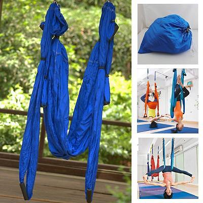 Decompression Trapeze Anti-Gravity Aerial Yoga Gym Fitness Swing Resistant Belt