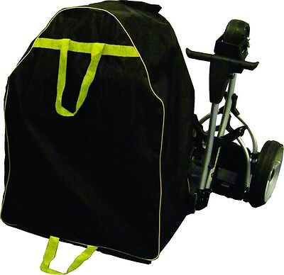 Heavy Duty Large Electric Golf Trolley Storage Carry Bag - Car Waterproof Cover