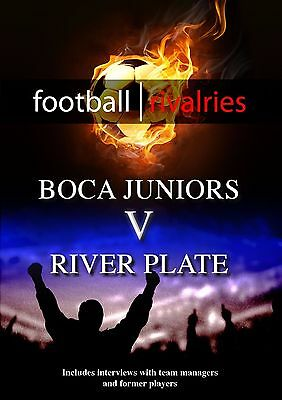 Football Rivalries: Boca Juniors v River Plate [DVD-R]