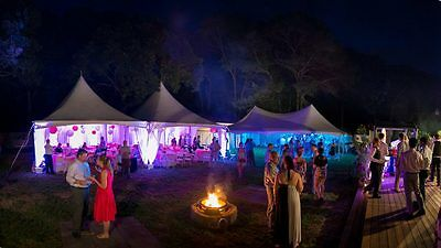 Party and tent rental business