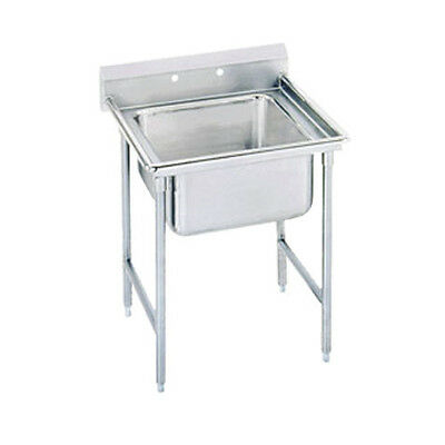 "Advance Tabco T9-1-24 16"" Regaline 1-Compartment Sink"
