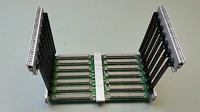 Schroff 23000-467 Vme Monolithic 7-Slot Backplane Board Free Ship
