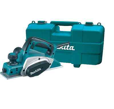 Makita 6.5 Amp 3-1/4 in. Corded Planer & Joiner Woodworking Power Tool Kit
