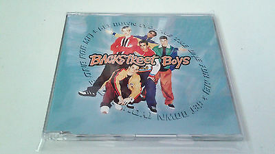 "Backstreet Boys ""get Down (You're The One For Me)"" Cd Single 5 Tracks Como Nuevo"
