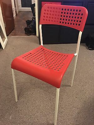 Tobias Ikea Chairs X 4 Picclick Uk