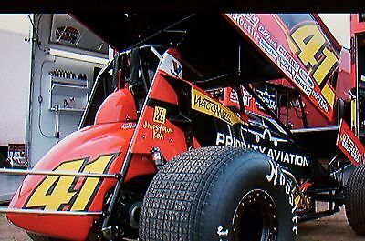 Eldora Speedway - May 6-7, 2016: Lets Race Two; World of Outlaws, USAC. SKU #78