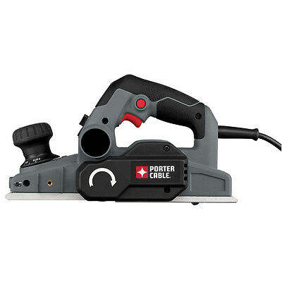 PORTER-CABLE 6-Amp 1-Blade Planer PC60THP 2 Carbide Corded Hand Held Wood Planer