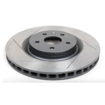 DBA (42604S) 4000 Series Slotted Disc Brake Rotor, Front