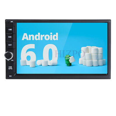 "7"" Android 5.1 Quad Core 1024*600 Car Stereo Radio Touchscreen2Din GPS DAB+ USB"