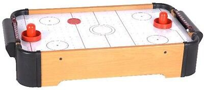 Miniature Toy Small Mini Tabletop Table Top Air Hocky Hockey Game