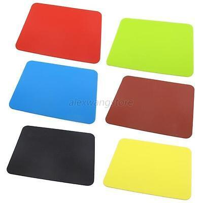 Cozy PC Laptop Medium Size Antistatic Slim Gel Silicone Mouse Mice Pad Mat Tool