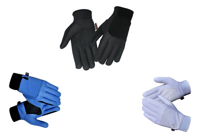 Borraq MNR Winter Breathable Horse Riding Gloves with 70gms of Thinsulate
