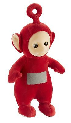 Teletubbies 26cm Talking Po Soft Plush Toy Brand New